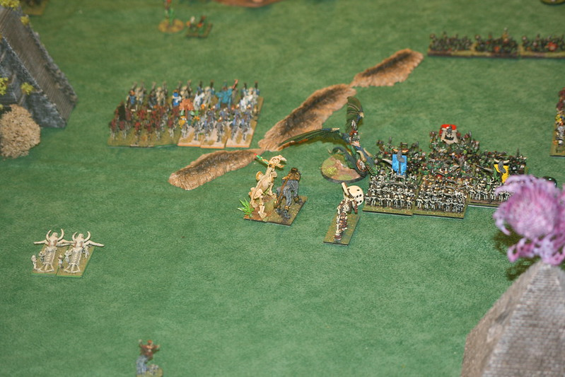 [4000 - Orcs+HL vs Khemri] La bataille des pyramides noires 47328342132_5553e4eea3_c