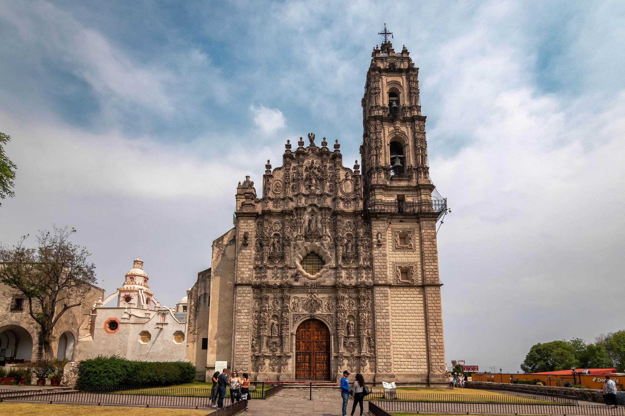 Tepotzotlán - Mexico - [Mexique]