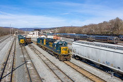 CSX Yard Power - Brunswick, MD