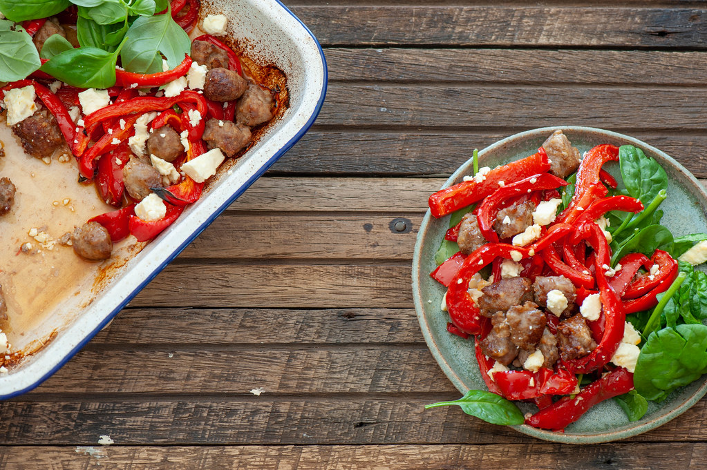 Sausages & Peppers-2