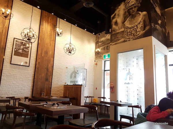 Yunshang Rice Noodle House interior