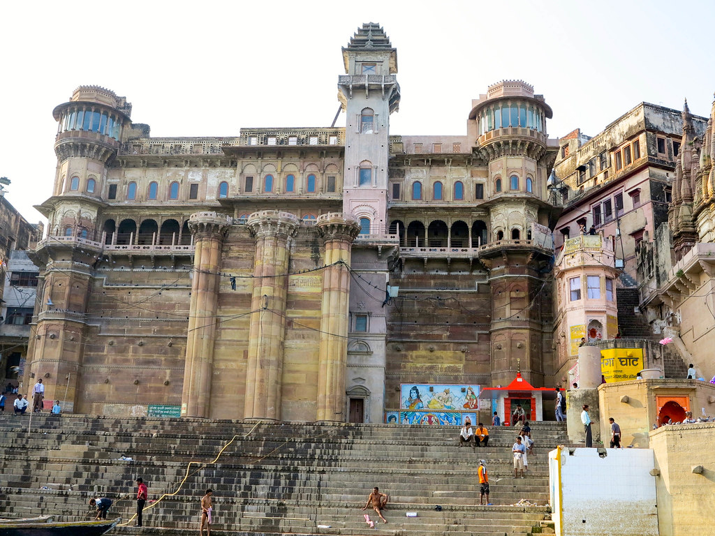 Los mejores ghats de Varanasi