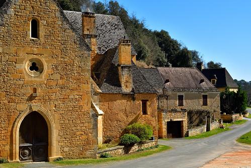 Saint Crepin, Dordogne, France.