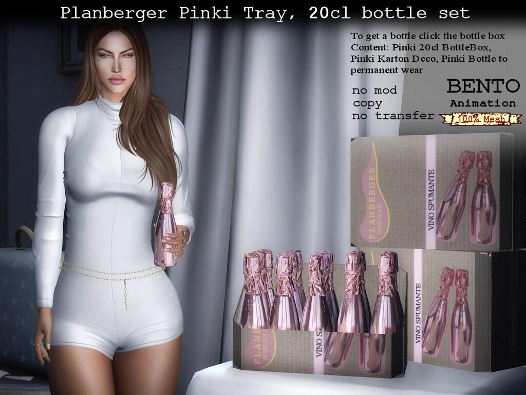 Planberger Pinki 20cl bottles - TeleportHub.com Live!