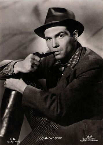 Fritz Wagner in Der Erbförster (1945)