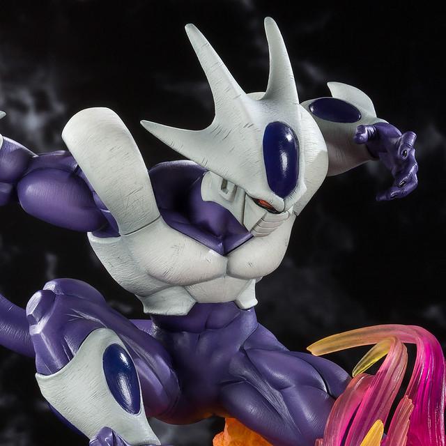 Figuarts-ZERO 超激戰-EXTRA BATTLE-《七龍珠Z》「克維拉(最終型態)」!フィギュアーツZERO クウラ-最終形態-