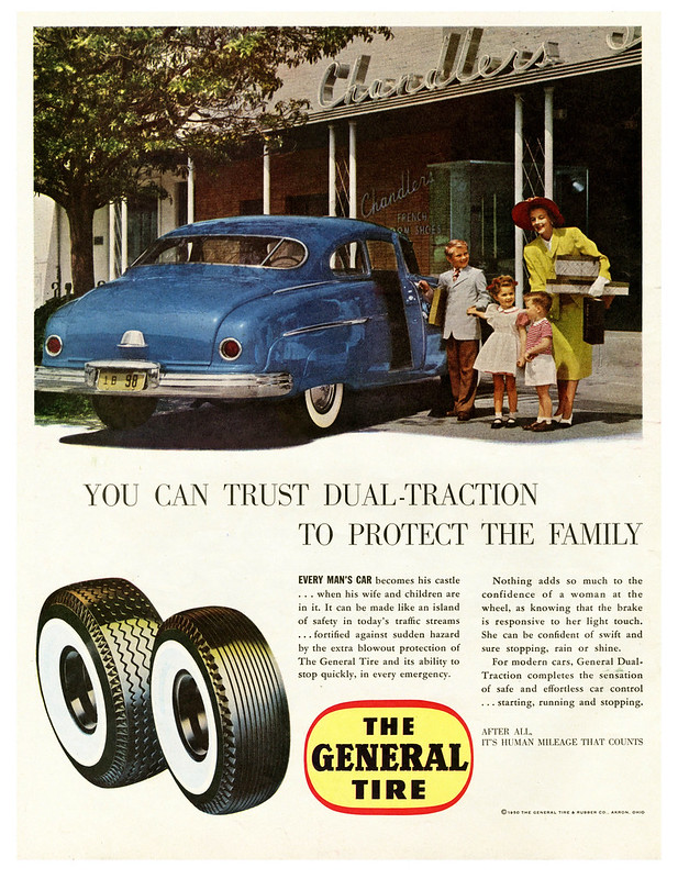 The General Tire 1950