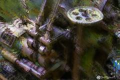 Mécanique en sommeil - Photo of Menouville