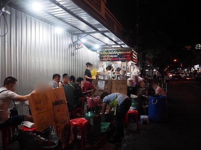 46722927371_c9bf6ea0f9_z コーンウェーント通り屋台街 バンコク Bangkok thailand シーロム
