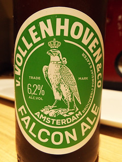 Van Vollenhoven & Co, Falcon Ale, Holland