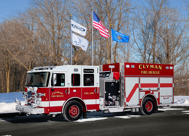 PIerce Clyman FD, WI 32568