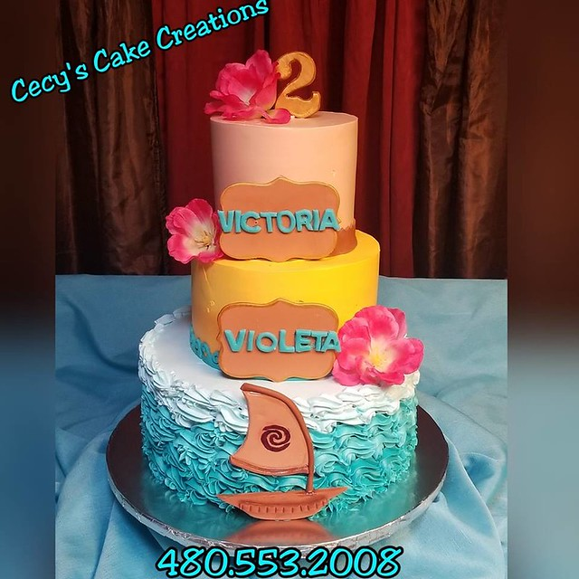 Cake by Cecy's Cake Creations