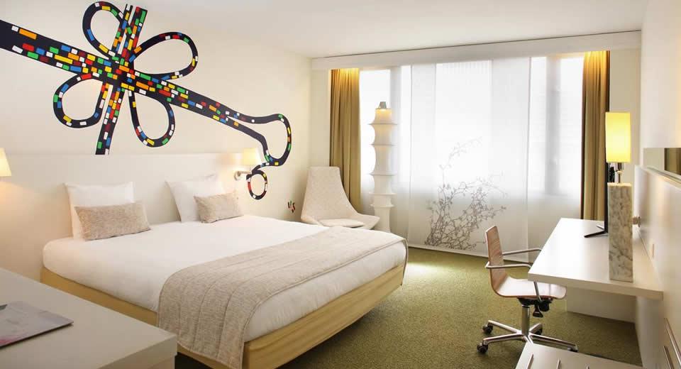 Weekendje Brussel, hotel Brussel: Hotel Bloom | Mooistestedentrips.nl
