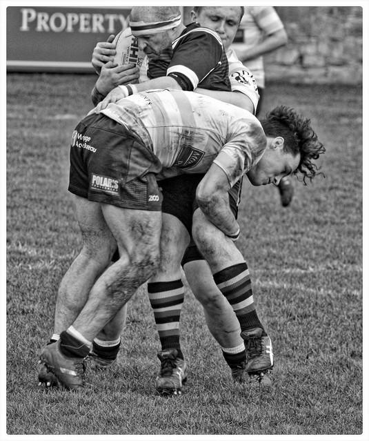 Rugby: Edinburgh Accies v Ferry Wanderers