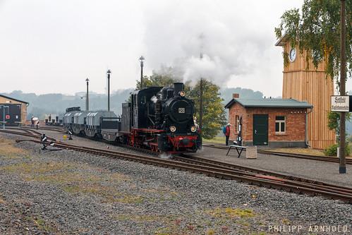 MBB Lok 20 mit Schwelgutwagen (IMG_9389-2)
