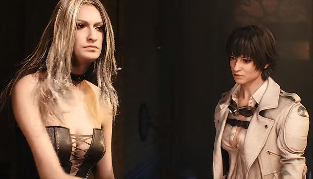 Devil May Cry 5 - Lady and trish