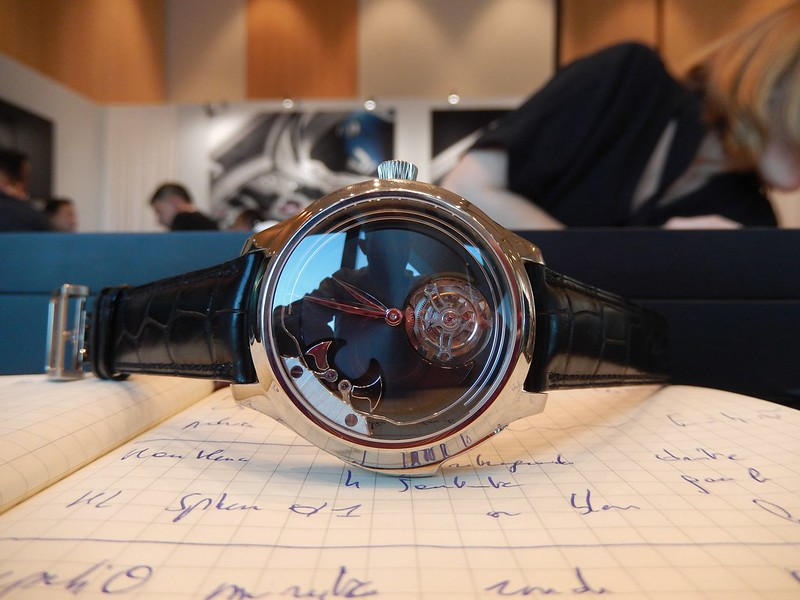 moser - Baselworld 2019 : reportage H.Moser & Cie 33594410028_20c14875cc_c