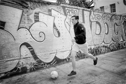 Born to Kick Balls