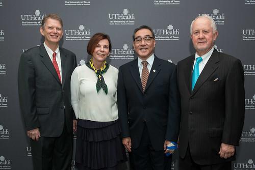 2018 President's Scholar Awards