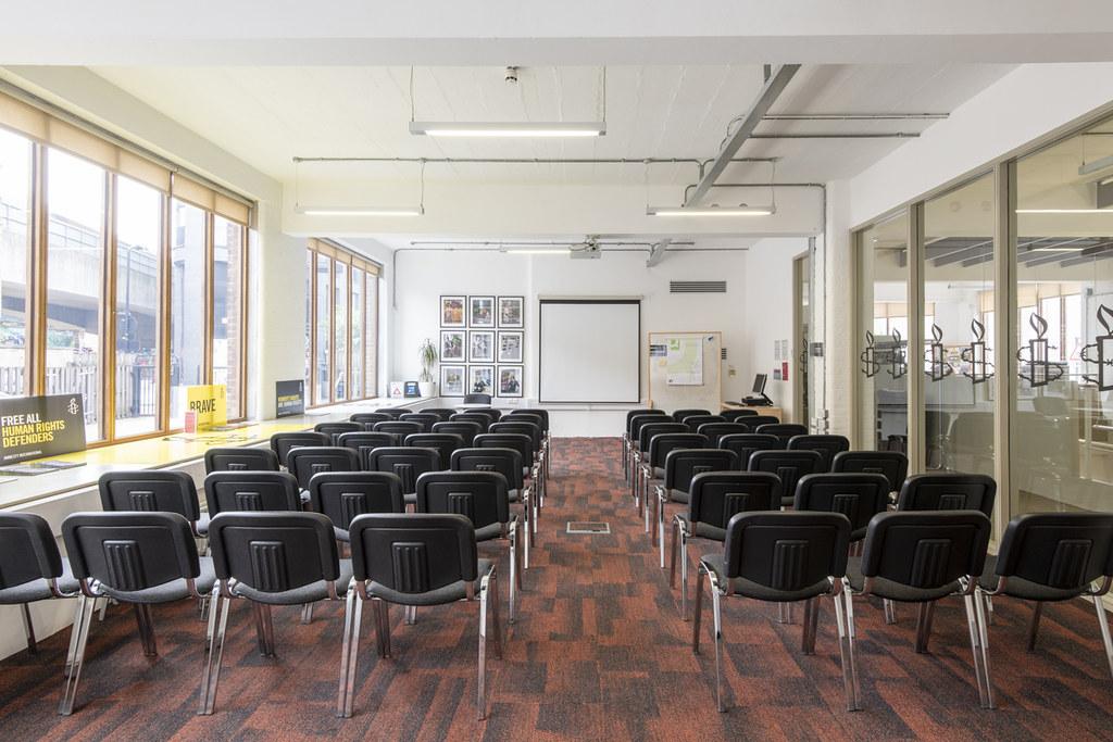 Amnesty UK Conference Room