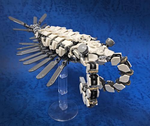 LEGO Mecha Anomalocaris Mk2-04