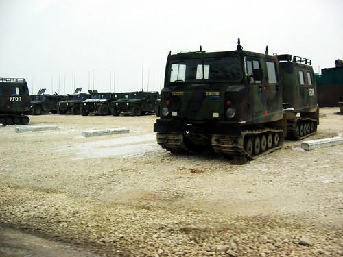 kosovo kfor usarmy bandvagn206