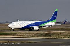 Tassili Airlines Boeing B737-800