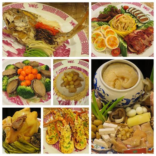 蓬萊邨年菜套餐