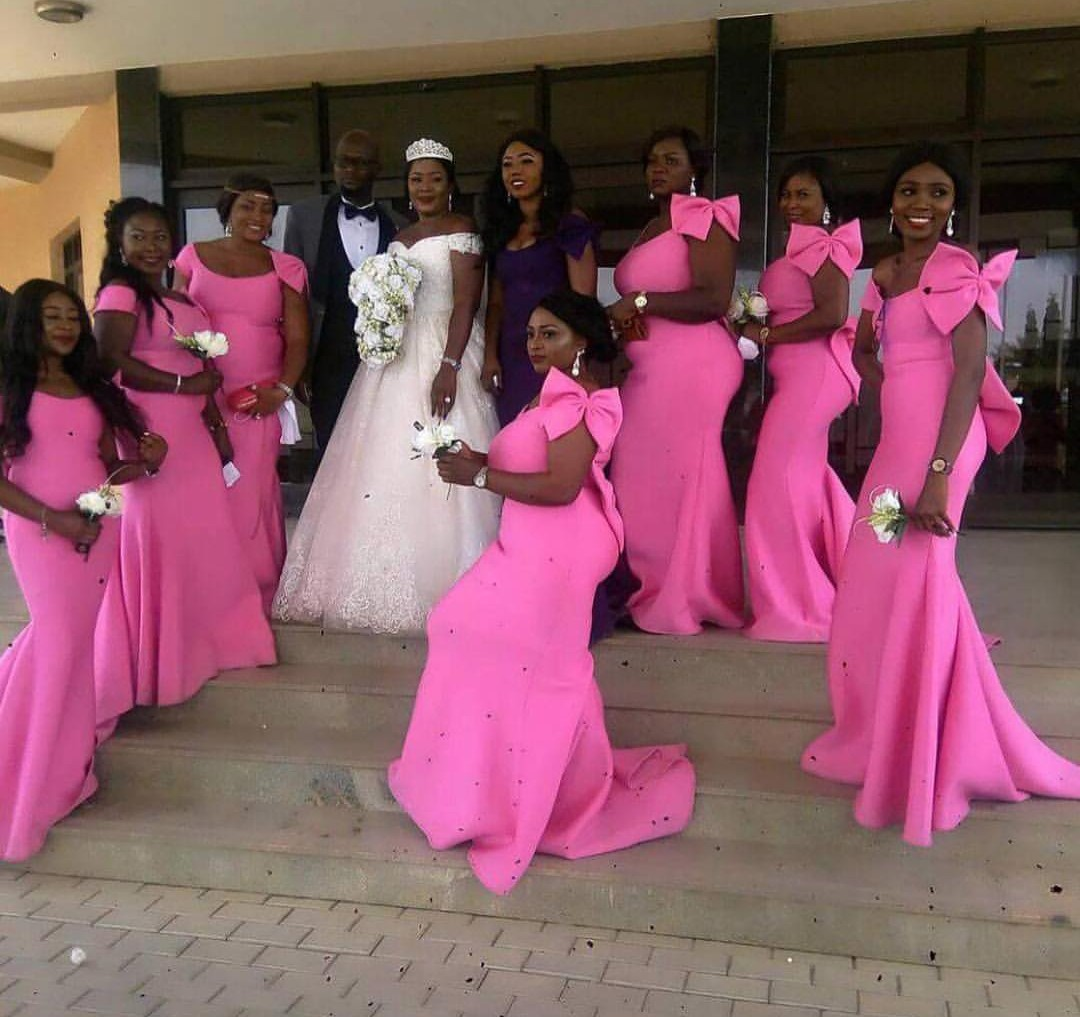 ELEGANT NIGERIAN 2020 WEDDING STYLES TO AMAZE YOUR GUESTS 2