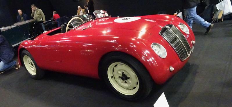 Lancia Aprillia Barchetta Aérodynamicienne 1938  46162211605_4efcecaed3_c