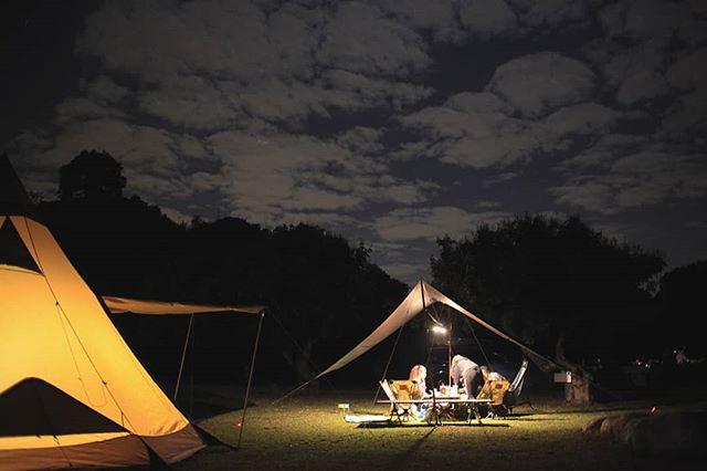 20190215 不露 會blue #歐北露 #ilovecamping #campinglife #ogawa #pilz15 #TiiTentHexa #我愛草屯