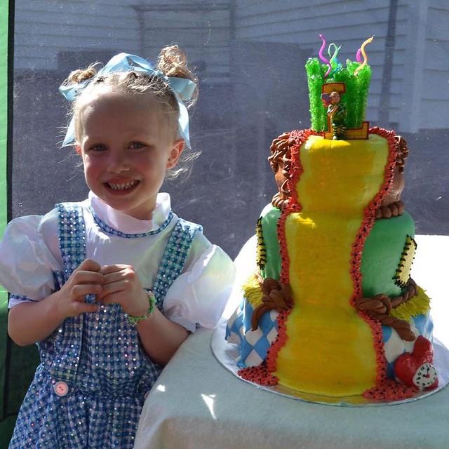 Cake by Amanda Willert Otto