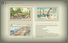 Stamps Kamerun