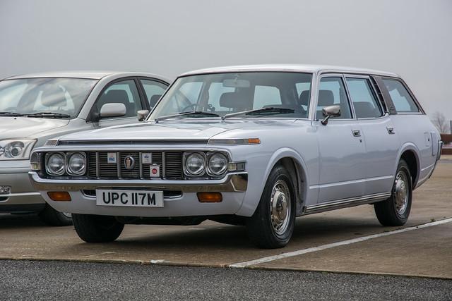 1973 Toyota Crown estate - UPC 117M - VSCC / Toyota UK Parallel Pomeroy Trophy 2019