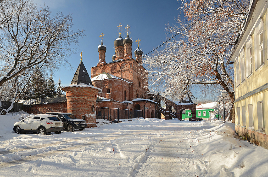 Moscow Winter 01