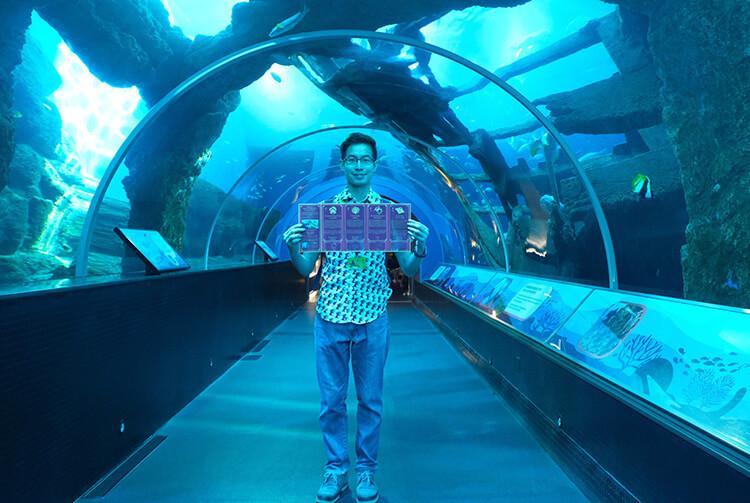 S.E.A Aquarium Passport