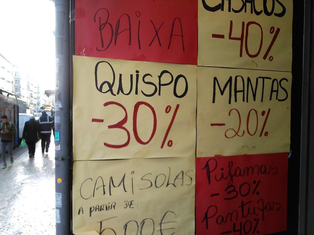 Kispo > Quispo (=Anorak), Lisboa — © 2019