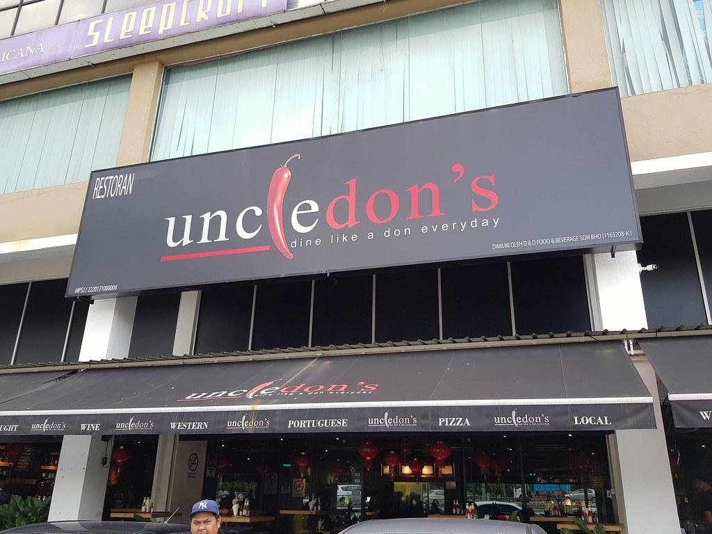 @ Uncle Don's USJ10