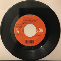 CECE PENISTON:WE GOT A LOVE THANG(RECORD SIDE-B)