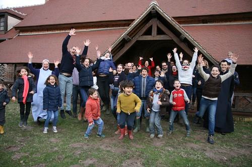 Week-end des familles à Magdala