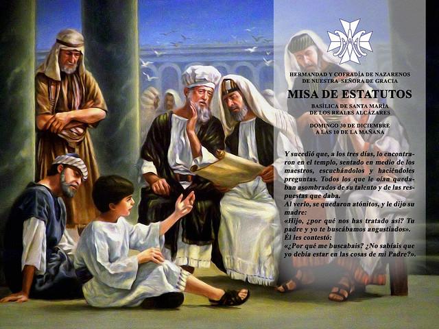 Misa de Estatutos diciembre 2018