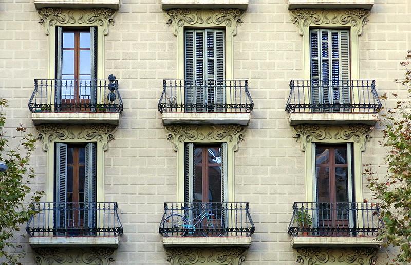 Parking spot: Barcelona