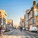 Mexico City Street Scene por GlobalGoebel