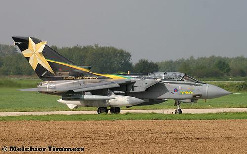 Tornado GR4 ZA564 9Sqn