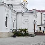 Неделя 2-я Великого поста в Свято-Вознесенском кафедральном соборе города-курорта Геленджик