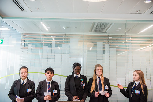 Prince's Trust North West Enterprise Challenge Regional Final 2019