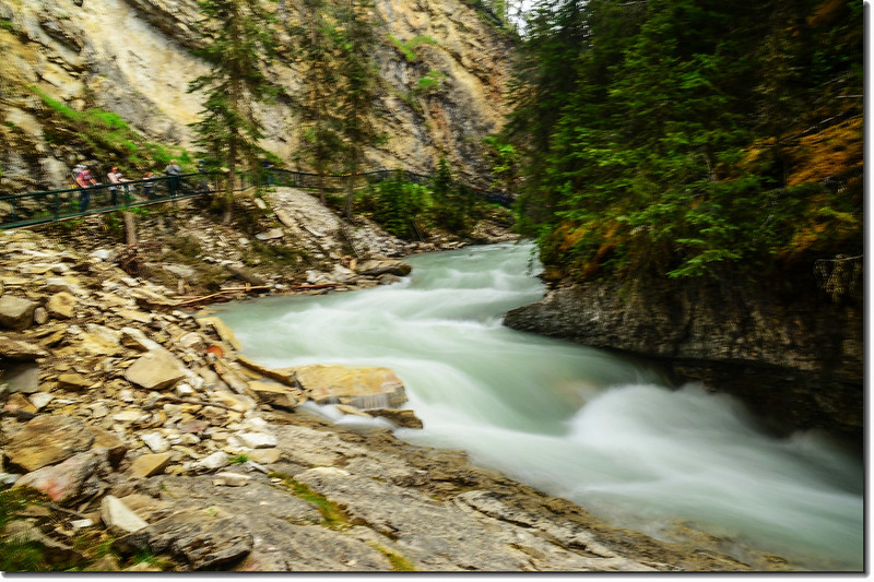 Johnston Canyon Trail (8)
