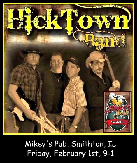 HickTown Band 2-1-19