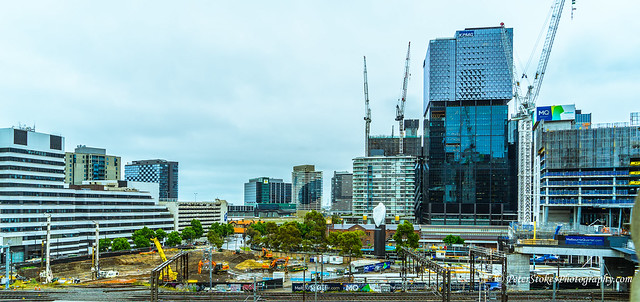 Melbourne Docklands redevelopment, Sony ILCE-7M2, FE 24-70mm F4 ZA OSS