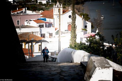 Alcoutim, Portugal, February, 2019